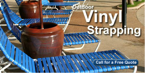 Patio Sling King Vinyl Restrapping Your Atlanta Outdoor & Patio Furniture